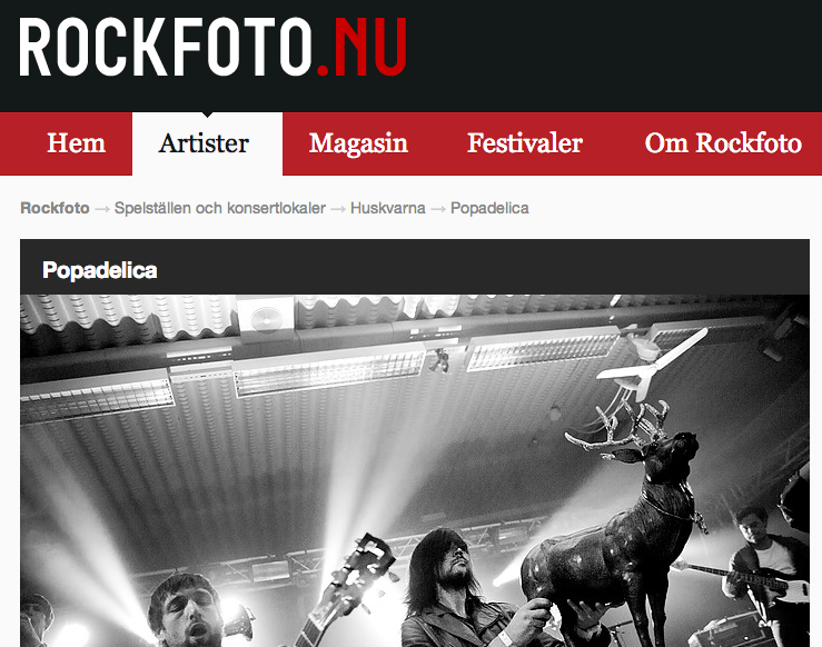 Rockfoto p Popadelica